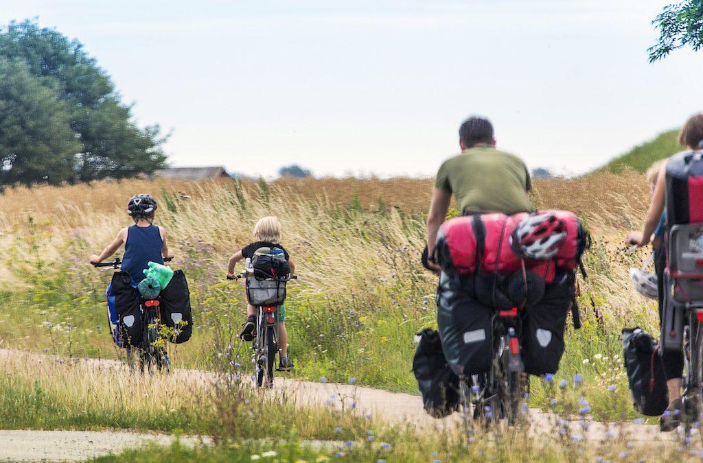 Ett regionalt cykelnät – navet i utvecklingen av Orust med eko-profil