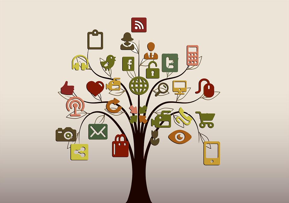 En digital kommunikationskanal för den sköna gröna ön i väst